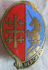 IN14140 - 1° Régiment de Hussards Parachutistes, BERCHENY, émail