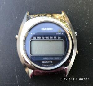 (P/R) Rare 1977 Vintage CASIO 35QR-23 Japan H 33mm watch - Not Working