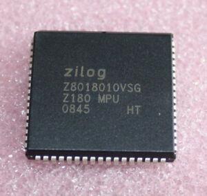 Z180 MPU , 8Bit Microprozessor , 10 MHz , Zilog