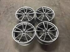"18"" Golf R Pretoria Style Wheels - Hyper Silver - VW MK5 6 7 Audi A3 A4 A6 A8"