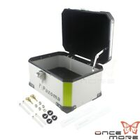 Aluminum Motorcycle Universal Outback Monokey Rear Case Luggage Tool Box Carrier