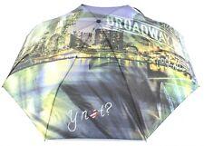 Y NOT? Paraguas Umbrella Mini Broadway