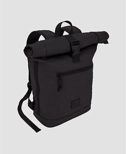 $194 X-Ray Mens Black Expandable Travel Backpack Shoulder Bookbag Bag *DAMAGED*