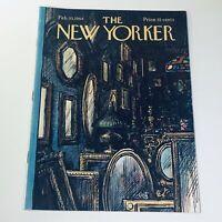 The New Yorker: Feb 10 1968 Arthur Getz Antique Shop Cover full magazine