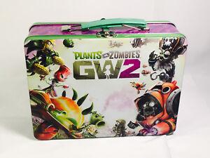 PLANTS VS ZOMBIES GW2 Lunch Box Arcade Gamer Nerd Block Jr
