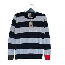 Gestreifte Herren-Pullover & -Strickware in normaler Größe M