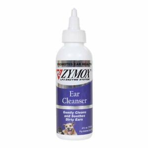 Ear Cleanser for Dogs Ear Care Effective With Bio-Active Enzymes 4 oz.