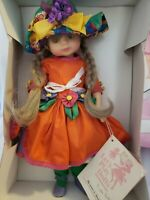 Let's Play Dolls Alice Darling 1993 Madame Alexander JANIE IN BOX w/extra pants