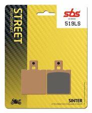 Pastiglie Posteriore Sinterizzate SBS 519LS REAR - 6565196 DUCATI Monster IE 900