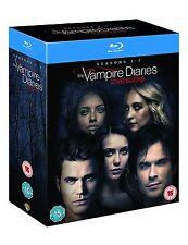 The Vampire Diaries: Seasons 1 2 3 4 5 6 7 [Blu-ray Box Set Region Free 24-Disc]