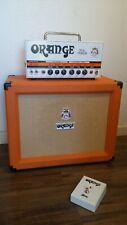 Orange Dual Terror 30w Amp w/ 112 cab