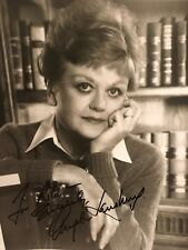 Angela Lansbury To Rita  Stunning Autograph SIGNED PHOTO JSA COA 8x10