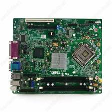Dell SOCKET 775 Motherboard F373D 0F373D For GX760 SFF