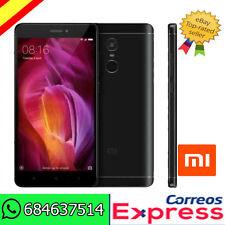 Xiaomi Redmi Note 4 Helio X20 MIUI 8 3GB 32GB 5.5 Pulgadas 2.5D Color Negro