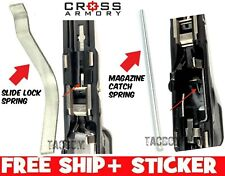 Cross Armory for Glock or P80 Standard Size Slide Lock & Magazine Catch spring