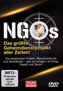 NGOs (2 DVDs) Das größte Geheimdienstprojekt aller Zeiten!
