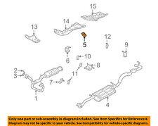GM OEM Exhaust-Muffler W/tpipe Gasket 15027074