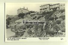 pp0342 - Isle of Wight , Ventnor Cascade - Pamlin postcard