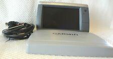 GARMIN GPSMAP 740S CHART PLOTTER FISH FINDER RADAR WEATHER GPS w/ POWER & COVER