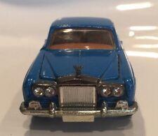 Vintage Corgi Rolls Royce Silver Shadow  WhizzWheels AMAZING Condition!