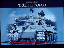 TIGER IN COLOR BY WALDEMAR TROJCA