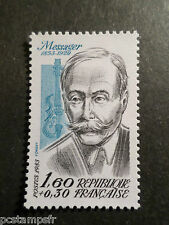 FRANCE 1983, STAMP 2279, A. MESSAGER, new , VF MNH STAMP CELEBRITY
