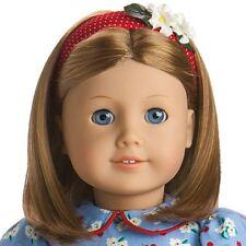 "New American Girl Emily 18"" doll book Retired NIB Molly's friend"