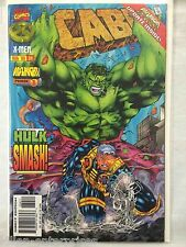 Cable #34 Comic Book Marvel 1996