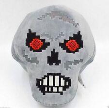 "MC Game Skull Plush Toy New 6"" Stuffed Toy FAST USA Shipped"