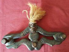 Asmat Garderoben aufhängung Schlüssel aufhängen Schutzgeister Wilde Asmat