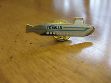 Submarine Voyager Pin Back Button