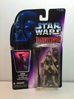 Star Wars Princess Leia Shadows Of The Empire Action Figure Rare Carrie Fisher