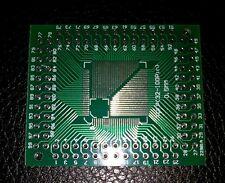 QFP TQFP LQFP FQFP 32 44 64 80 100 LQF DIP Adapter Platine Konverter FPGA DIY
