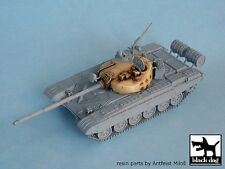 Black Dog 1/72 T-72M1 CZ Czech Tank Turret Conversion Set (Revell 03149) T72007