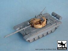 Black Dog 1/72 T-72M1 CZ Czech Tank Turret Conversion Set (Revell 03149) T72007