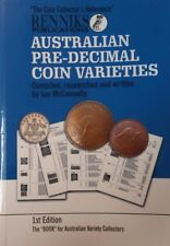 Australian Pre-decimal Coin Varieties by Ian McConnelly  1st Edition 2005