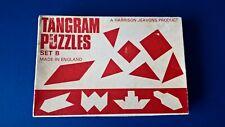 Vintage TANGRAM casse-tête Set A, Harrison Jeavons Produit