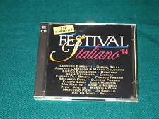 Festival Italiano 94 (2cd- M.martini-Leali-Nava-Squillo-Sal Da Vinci-Mietta)