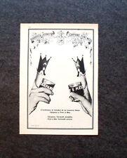 L740 - Advertising Pubblicità - 1960 - CARPANO , PUNT E MES