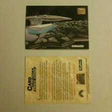 STAR TREK MASTER SERIES 2 *Card Collector's Price Guide* PROMO card