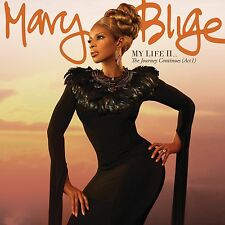 Mary J. Blige My Life II: The Journey Continues: Act 1 [Deluxe] (CD, 2011) DRAKE