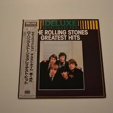 ROLLING STONES - Greatest hits - 1982 JAPAN-ONLY LP 14-TRACKS