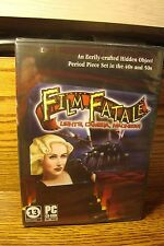 Film Fatale Lights-Camera-Madness PC CD-ROM Software Game Microsoft Windows R13