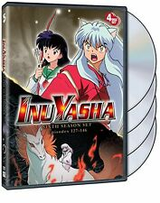 Inu Yasha: Sixth Season Box Set (DVD, 2013, 4-Disc Set) NEW