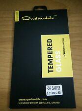 Proteggi Schermo Vetro Temperato Glass Tempered Protector 9H+0,33mm 2,5D Sam. S6