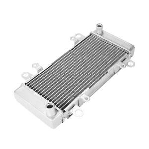 Chrome Radiator Cooler Cooling Fit For KAWASAKI Ninja 300 EX300 ABS 2013-2018 US