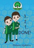 3... 2... 1... Done!, Paperback by Gijsbers, Melissa; Khalinsky, Nathaniel (I...