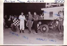 PAXTON STOCK CAR 1964-AUTO RACING PHOTO WINNER