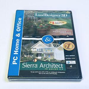 Land Desgner 3D Pc Home & Office Dvd