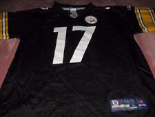 NWOT Reebok NFL Steelers 17 Wallace  Youth Large  Jersey